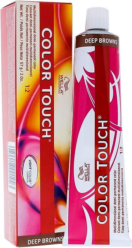 WELLA PROFESSIONALS Color Touch Tinte Semi-Permanente, Tono 7/71-50 ml