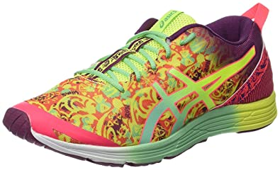 Amazon.com | ASICS Gel-Hyper 2 Tri Womens Running Shoes - SS16-5.5 - Green | Running