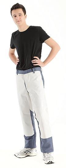 Soldador Pantalón - ArcOne Ropa Pantalones en varios tamaños Azul Grisáceo: Amazon.es: Ropa y accesorios