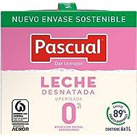 Leche Pascual - Clásica Leche Desnatada - 1