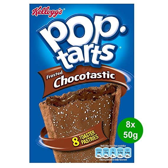 Pop Tarts - Frosted Chocotastic - 400g