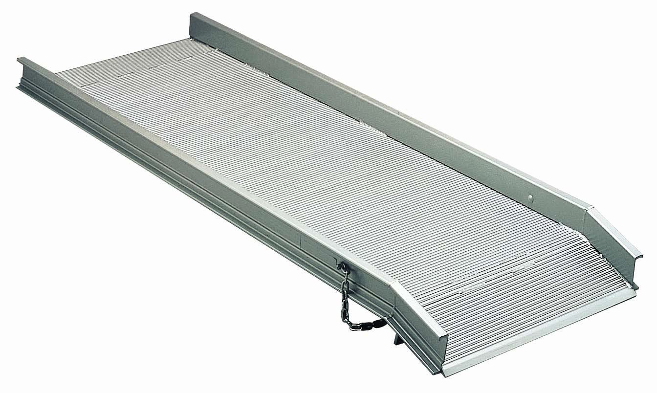 Magline VR29062 Aluminum Walk Ramp, 72'' Length x 29'' Width by Magliner (Image #1)