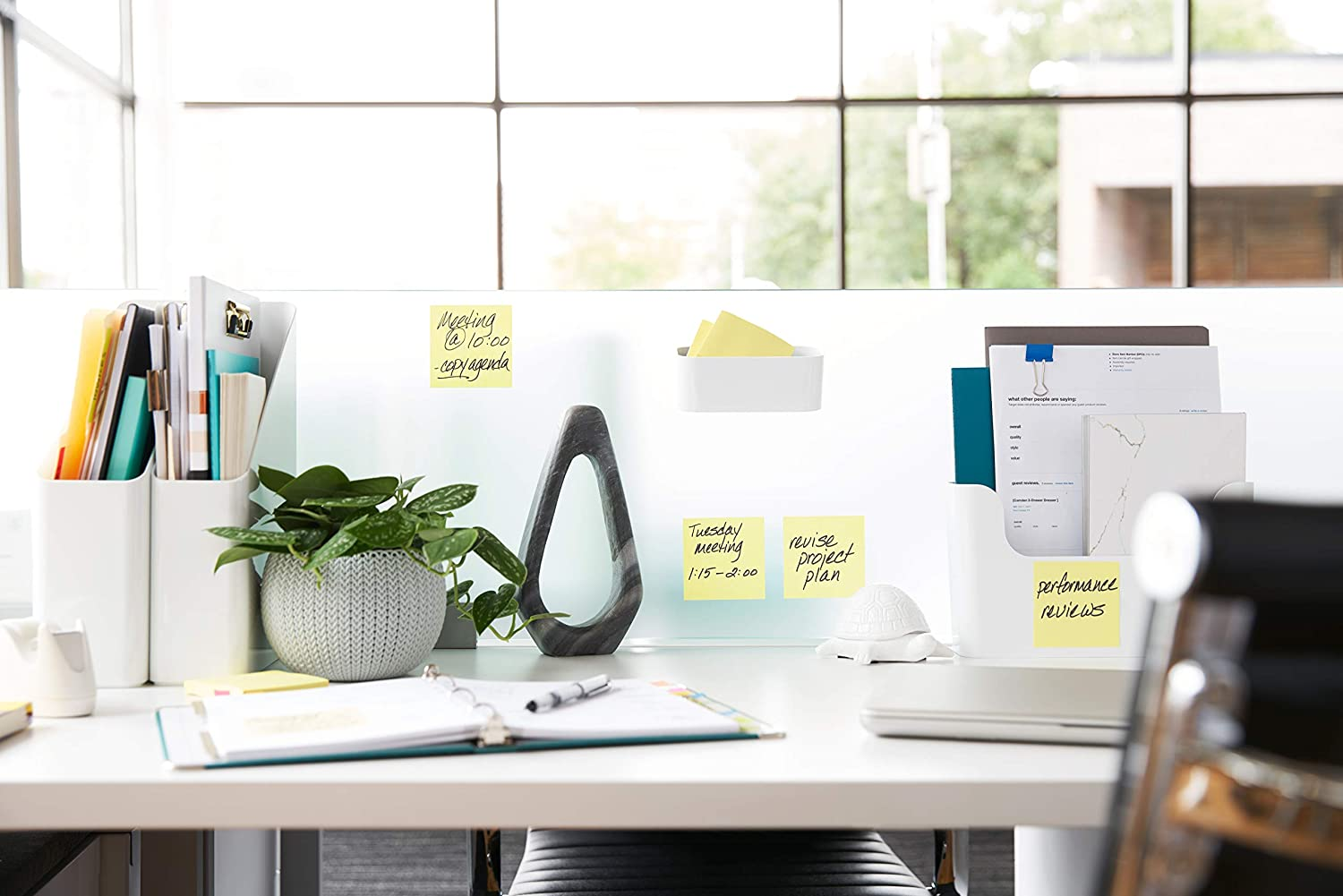2x Sticking Power 6 Pads//Pack 654-6SSCY Post-it Super Sticky Notes Canary Yellow 65 Sheets//Pad 3 in x 3 in