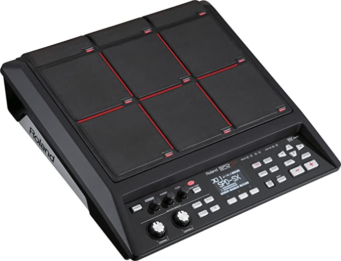 SPD-SX - Multipad batería de sampleo Roland SPD-SX -: Amazon.es: Instrumentos musicales