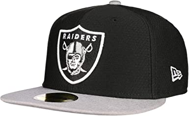 A NEW ERA Gorra 59Fifty DryEra Raiders by gorragorra de beisbol (7 ...