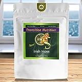 Fresh Whole Leaf Irish Moss - Raw - 16 oz