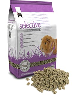 Amazon supreme petfoods science selective guinea pig food 4 supreme petfoods science selective guinea pig 15 kg ccuart Gallery