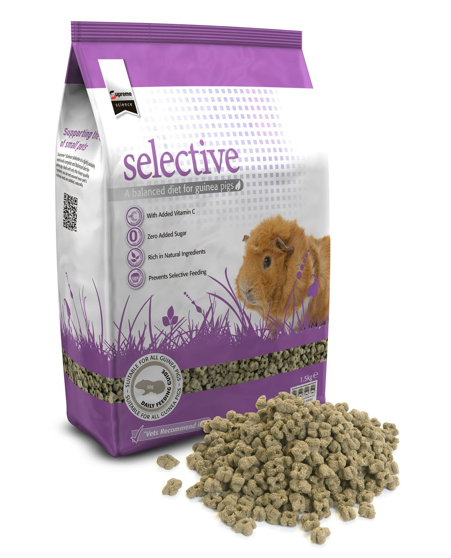 Supreme Petfoods Science Selective Guinea Pig 1.5 kg