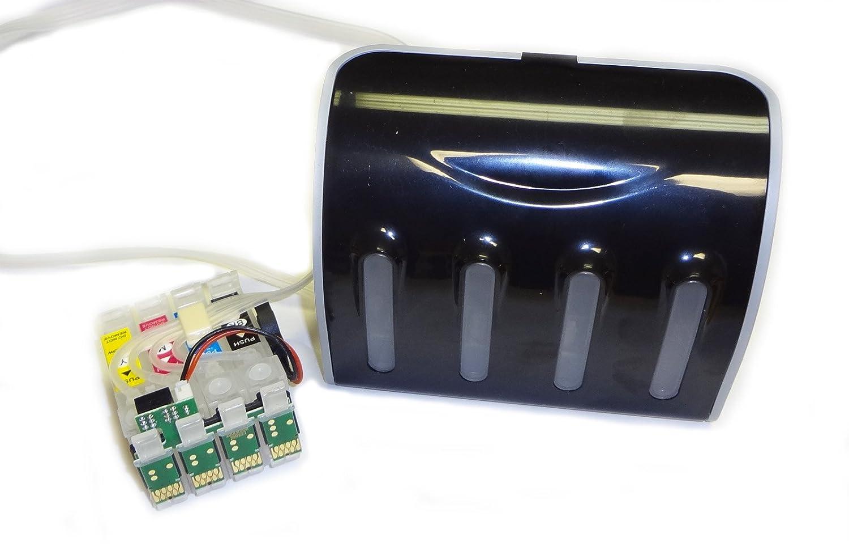Amazon.com: aspiradora CISS sistema para Epson C120 para ...