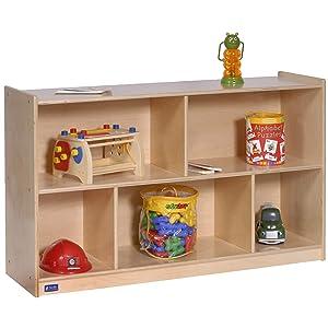 Angeles Value Line Mobile 2-Shelf Storage Unit, 30