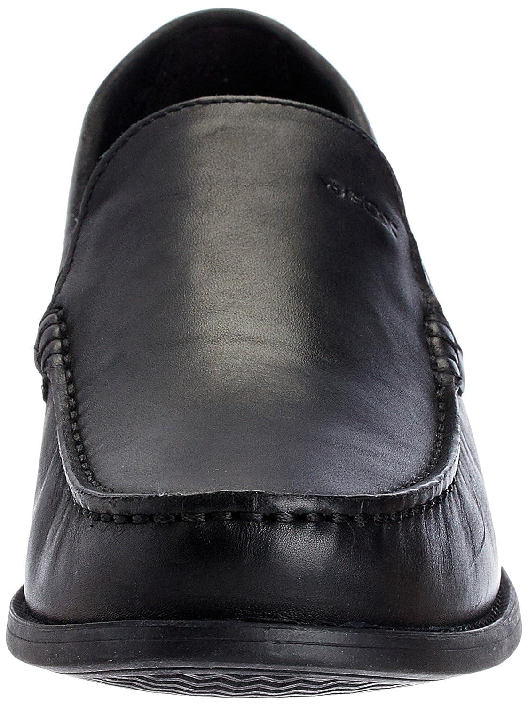 Amazon.com: Geox Hombre mdamon1 Moccasin: Shoes