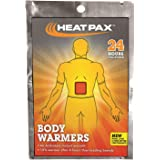 OccuNomix 1101-10B Heat Pax Body Warmer, Air Activated, Instant Warmth, Odorless, 10% Warmer After 4 Hours Than Leading Brand