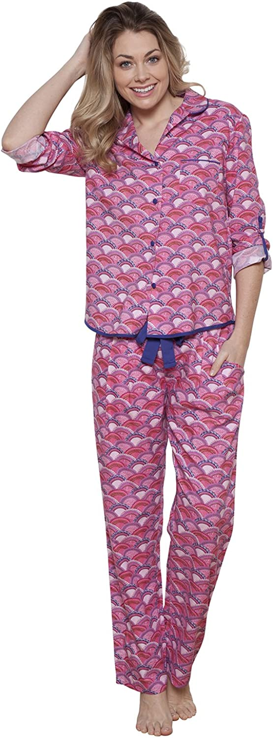 Cyberjammies Womens Connie Woven Top 3480