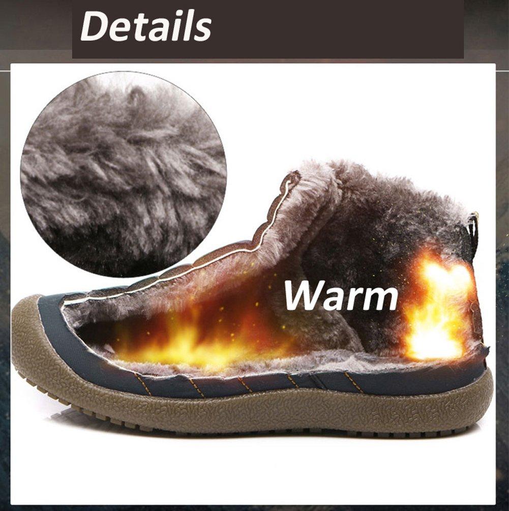 Gomnear Frauen Herren Snow Boots Wasserdicht Wandern Schuhe Leicht Winter  Anti-Rutsch Warm Sneaker  Amazon.de  Sport   Freizeit e4d9524c56