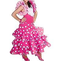 Spanish Flamenco Dress - Girls/Kids. Made in Spain