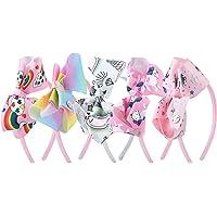 MOOKLIN ROAM 5 stuks eenhoorn-haarband kinderen haarband regenboog haarband haaraccessoires hoofdband accessoires voor…