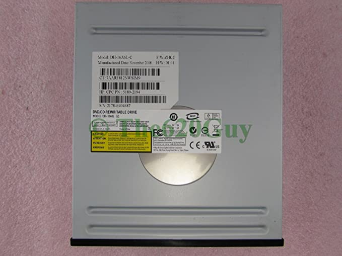 DH16A6L WINDOWS VISTA DRIVER DOWNLOAD