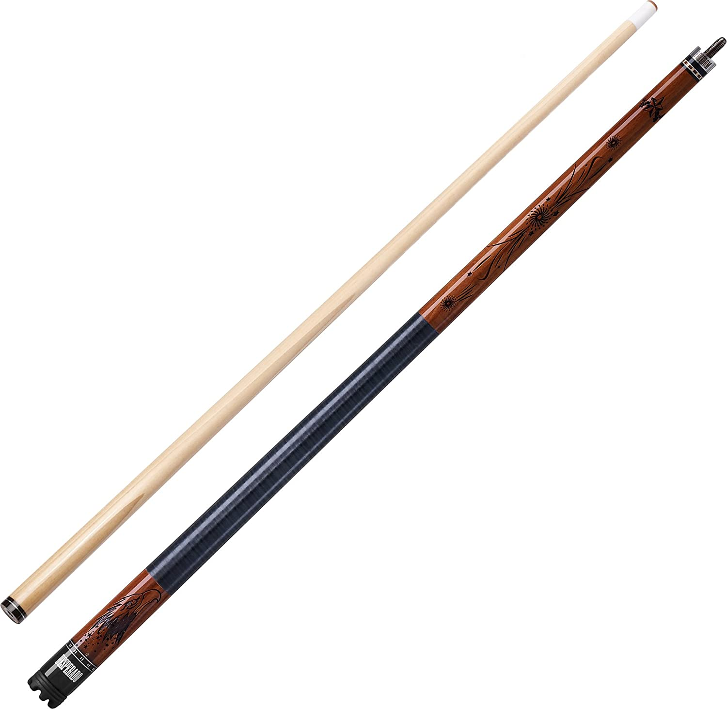 Viper Desperado 58 2-Piece Billiard/Pool Cue, Freedom Viper by GLD Products 50-1000