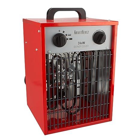 Fuerza Hertz calefactor eléctrico calefactor Industrial Estufa WDH-500AH kh03 3 KW