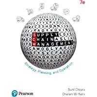 Supply Chain Management by Pearson