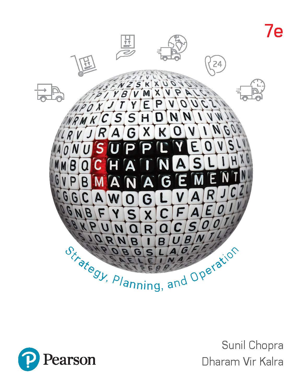 Supply Chain Management, 7Th Edition: Amazon co uk: Chopra