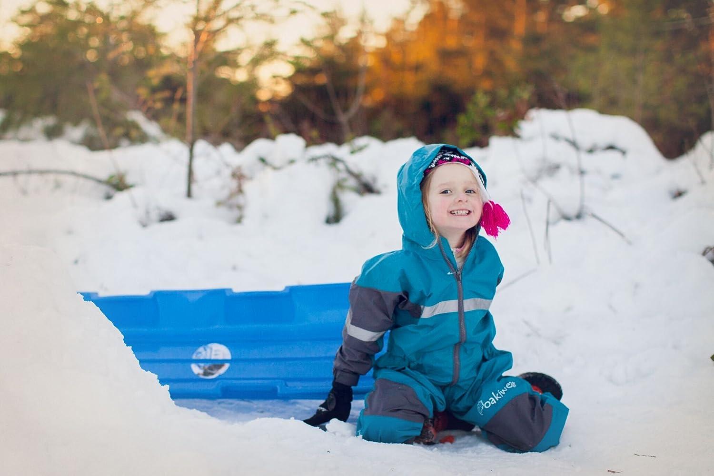Oakiwear Childrens One-Piece Waterproof Trail Rainsuit 6//7, Celestial Blue