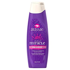 Aussie Total Miracle 7-N-1 Conditioner 12.1oz (3 Pack)