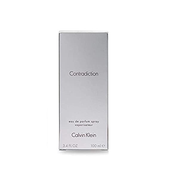 Calvin Klein Contradiction For Women Eau De Parfum 100 Ml Amazon