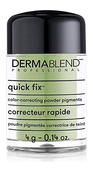 Amazon Dermablend Quick Fix Color Corrector Powder Green 014