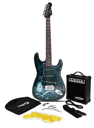 Guitarra electrica el corte ingles