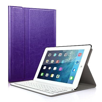 Caja del teclado para el iPad de Apple iPad 5th 2017 (Modelo A1822 A1823)