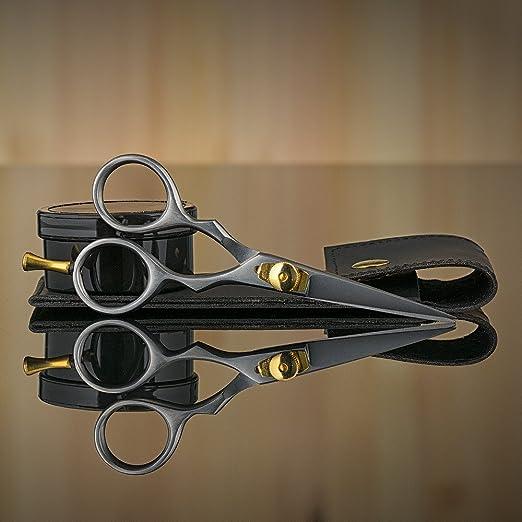 Amazon.com: Tijeras de acero japonés de alta calidad con ...