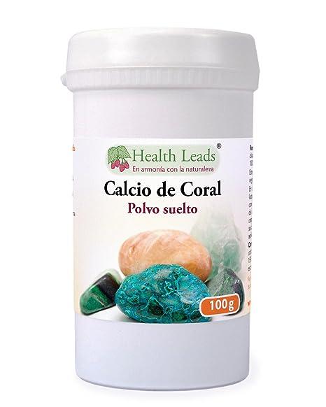 Calcio de coral en polvo 100g