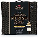 Tontine Luxe Merino Wool Luxe Merino Wool Super Warm Quilt, Double Bed