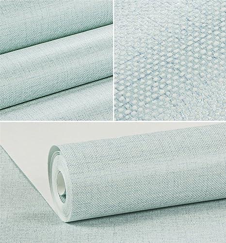 Self-adhesive Linen Texture Contact Paper Craft Non Woven Grasscloth Wallpaper