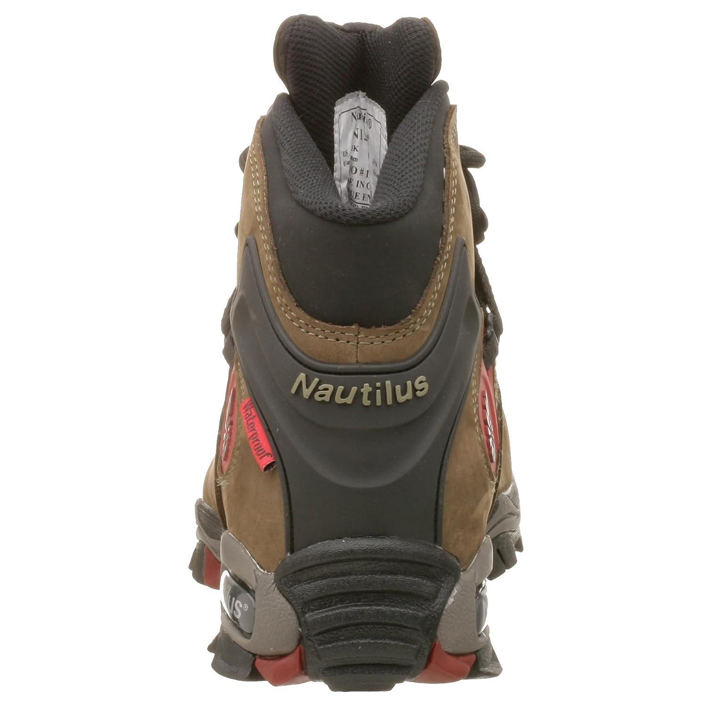 Nautilus Mens 1548 Waterproof Steel Toe Hiker Boot
