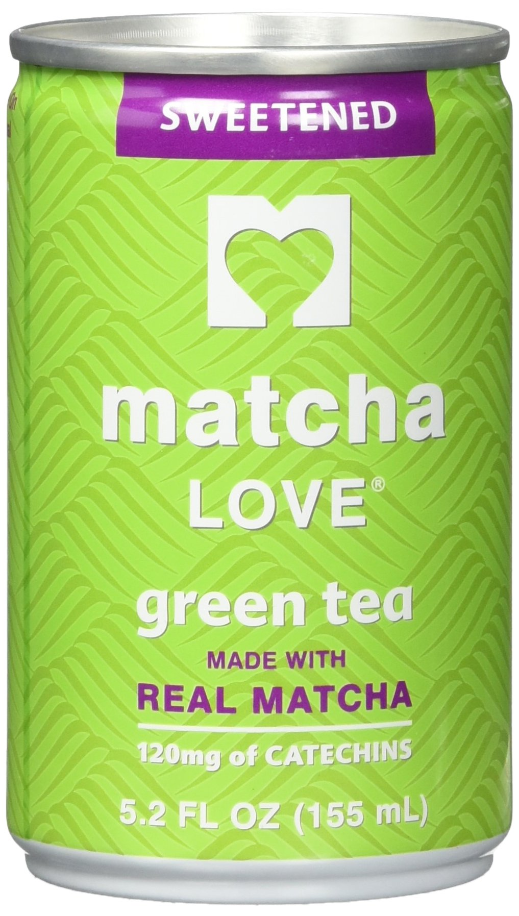 Ito En Matcha Love Green Tea, Sweetened, 5.2 Ounce (pack Of 20) by Ito En