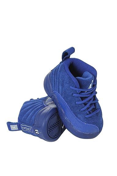 quality design 1a393 1e89d Jordan 850000-400 Infants and Toddler 12 Retro BT DEEP Royal ...