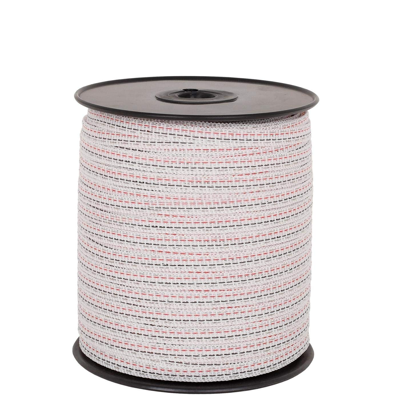 """1000m 40mm Electric Fence Tape /""""Classic/"""" 5.5 Ohm 8 x 0.16 mm STST"""