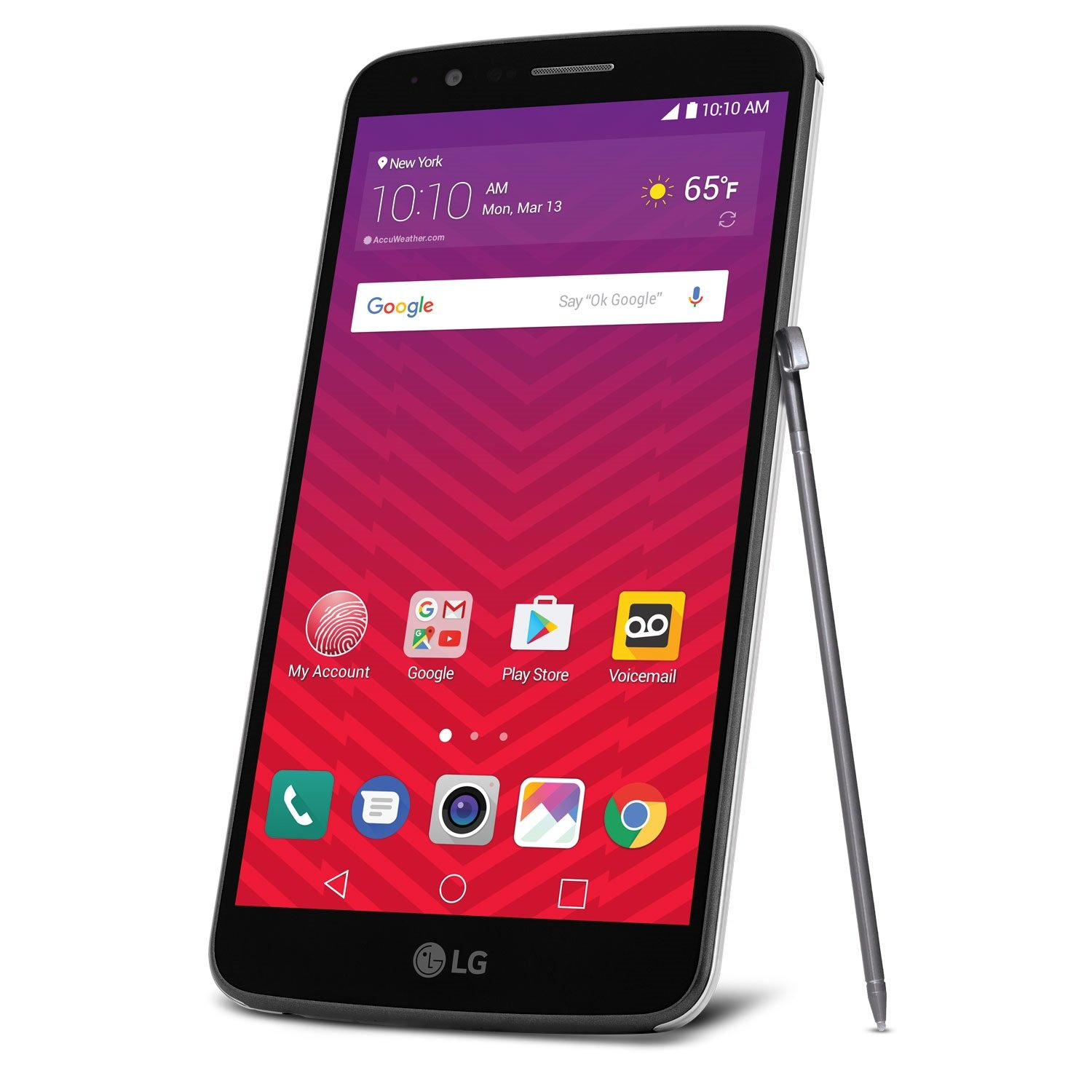 Amazon.com: LG Stylo 3 - Prepaid - Carrier Locked - Virgin Mobile: