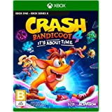 Crash Bandicoot 4 ITS ABOUT TIME (LATAM) XB1