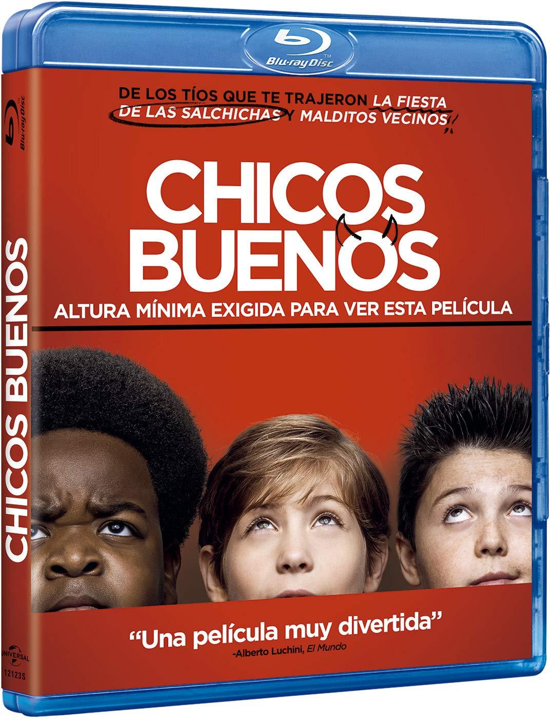 Chicos buenos (BD) [Blu-ray]