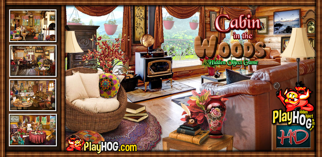Cabin in the Woods - Find Hidden Object Game [Download]
