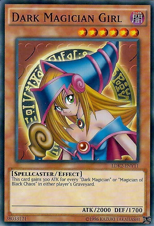 Dark Magician LIMITED NM DL11-EN001 Green Rare
