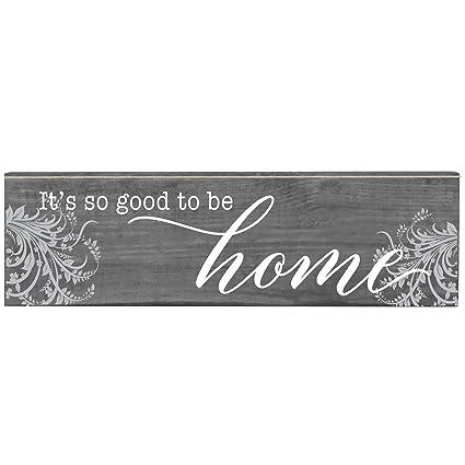 Amazoncom Lifesong Milestones Its So Good To Be Home Inspirational