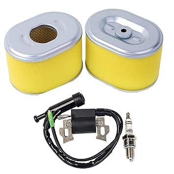 Amazon.com: HIFROM - Filtro de aire de bobina de encendido ...