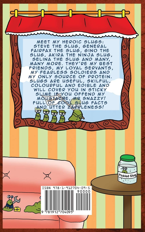 Elias Zapples Book of Slugs: Amazon.es: Elias Zapple, Maru ...