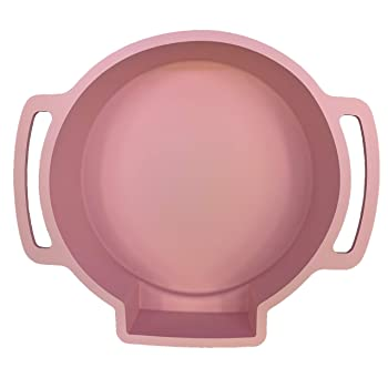 Perfect Cheesecake Silicone Pink Springform Pan
