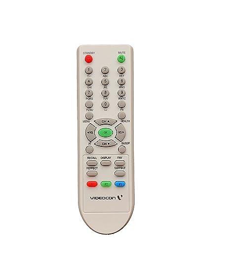 Isoelite Remote Compatible For Videocon Crt Tv Remote Control