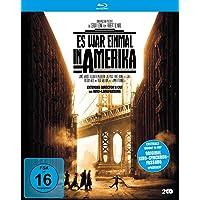 Es war einmal in Amerika (Extended Director's Cut + Kinolangfassung inkl. Original-Synchro) [2 Blu-rays]